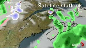 Global News Morning Forecast: Oct 17