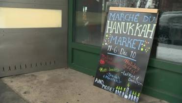 Museum of Jewish Montreal holds its first Hanukkah marketplace