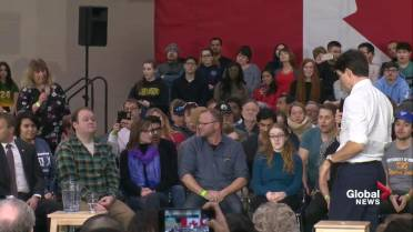 Christianity and Islam 'don't mix,' man says at Trudeau town