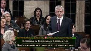 Politicians gather for emergency debate on Attawapiskat suicide crisis