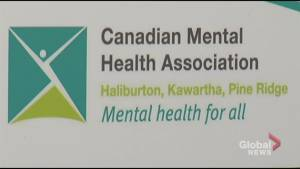 Early detection in youth mental health is critical, according to CMHA (02:06)