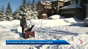 GTA braces for another dose of wintry weather