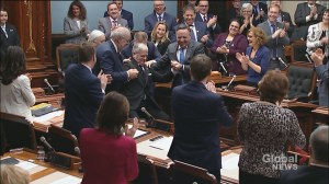 Quebec MNAs return to the National Assembly