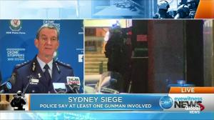 New South Wales police update ongoing hostage situation