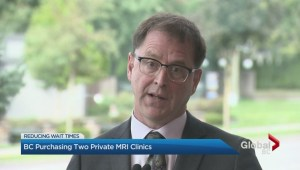 B.C. government buys private MRI clinics