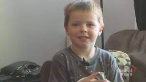 'I wanted to see Mom':  Four-year old says why he ran away from school