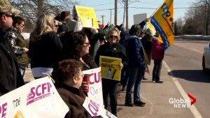 Mediator temporarily halts New Brunswick nursing home contract talks