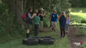 Change Adventure Camp is back for another year