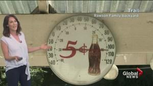 BC Evening Weather Forecast: Jul 9