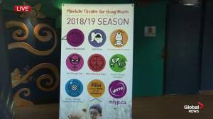 Manitoba Theatre for Young People: Fall programs