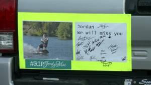 Memorial ride for Las Vegas victim