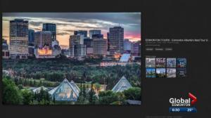 Edmonton gets image upgrade from Google