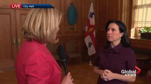 Montreal Mayor Valérie Plante sits down with Jamie Orchard