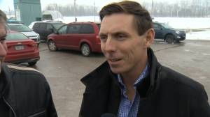 Patrick Brown says he's found support not only in constituency but across Ontario