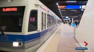 Edmonton LRT station to stay open 24 hours a day during cold snap