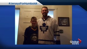 Jerseys for Humboldt spreads worldwide