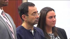 Judge reads letter written by Nassar denying sexual abuse