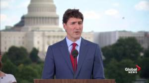 Trudeau says there's 'concern' over reopening of new NAFTA