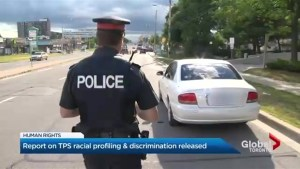 Black people overrepresented in cases where Toronto police use force: report