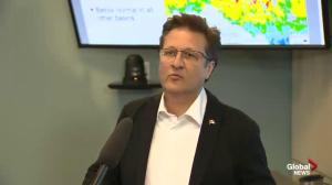 Manitoba spring flooding to be 'at or above 2009 levels'