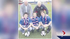 FC Edmonton teammates' Belfast bond