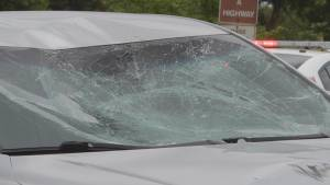 Vehicle hits cyclists in Hamilton, 1 dead, 1 with life-threatening injuries