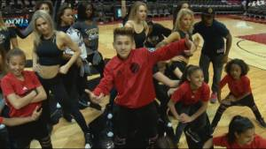 Meet Alexander Panetta: 12 year-old performer who will dance with Justin Bieber in concert