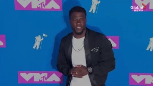 Kevin Hart is pretty sure he's not going to host the Oscars this year