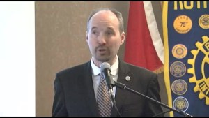 """Kingston mayor delivers """"State of City"""" Speech"""