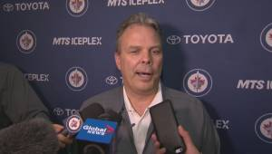 Winnipeg Jets Kevin Cheveldayoff on Mathieu Perreault
