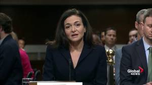 Facebook COO on Russian election meddling: 'It's on us'