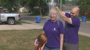 Regina woman hopes to bring ALS Ice Bucket Challenge back