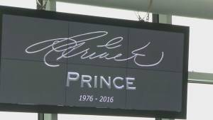 Fans at Rock and Roll Hall of Fame react to passing of Prince