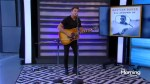 Bastian Baker performs All Around Us