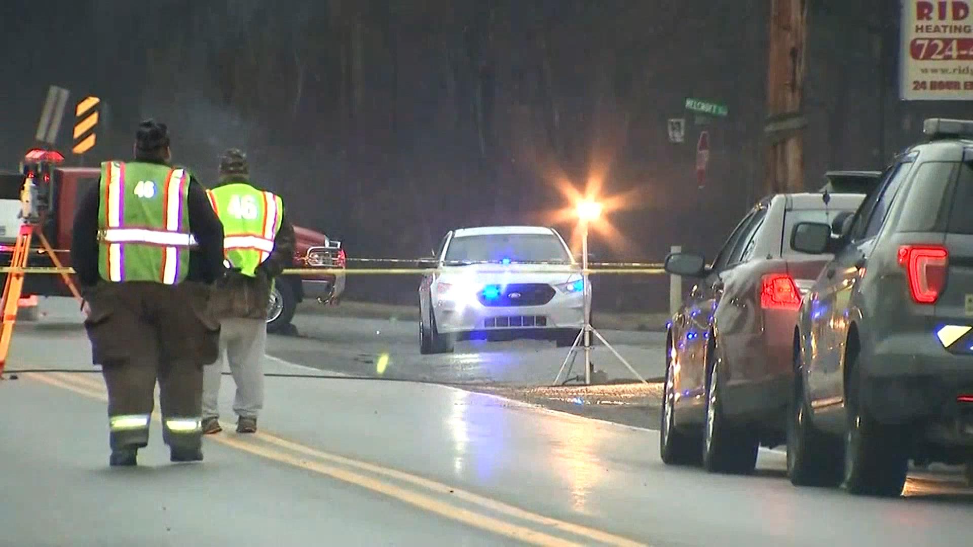 Four dead, gunman hospitalized in Pennsylvania shooting