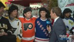 Travelling Jagrs join Brendan Parker live ahead of the Flames' home opener