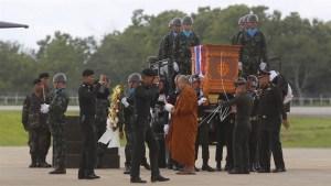 Thai commander explains how former Navy SEAL diver died