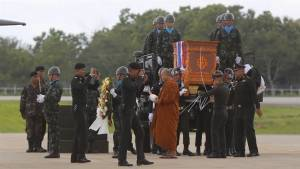 Thai commander explains how former Navy SEAL diver died