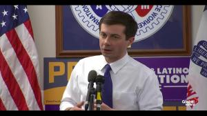 Pete Buttigieg: Weapons of war don't belong in our neighbourhoods during peacetime
