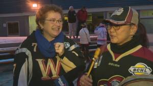Final push to save West Kelowna Warriors