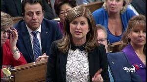 Rona Ambrose calls PM Trudeau 'disgusting' after 'Wynn's Law' scrapped