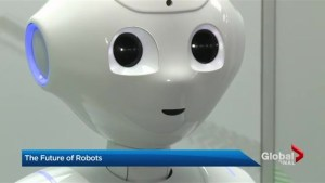 Robots increasingly doing human jobs