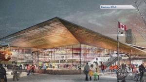 City committee unveils vision for proposed Calgary arena