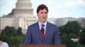 Trudeau says he had 'extended conversation' with Trump about China