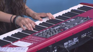 99 Fresh Radio features Faouzia, a new Manitoba artist. Here is a sneak preview performance