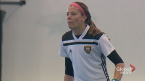Team Canada women's soccer goalkeeper looks to make Calgary FC men's squad