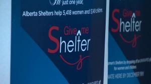 Give Me Shelter campaign to help victims of domestic violence enters 15th year