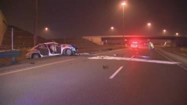 Woman killed after accident on Highway 30 - Montreal