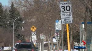 Are Edmonton's new playground zone signs causing confusion?