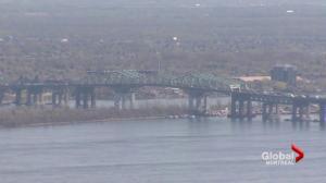 Jacques Cartier, Champlain Bridge 2017 work blitz plan